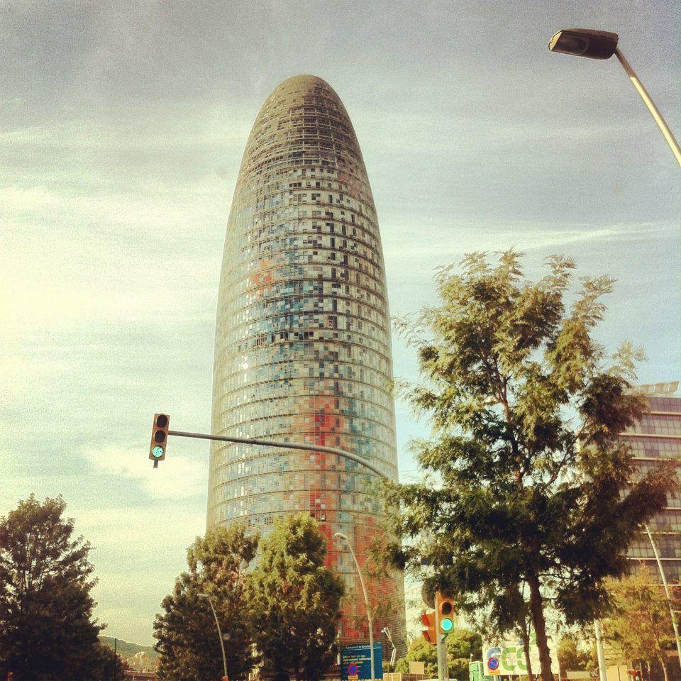 Torre Aqbar, Barcelona.