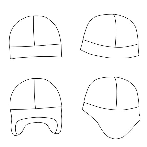 Hat Bases By Clearkid On Deviantart Hat Base Link Hat Hats