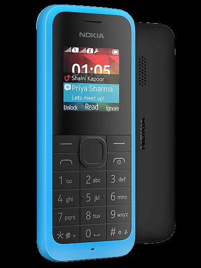 Nokia 105 và Nokia 105 Dual SIM là một loạt các điện thoại