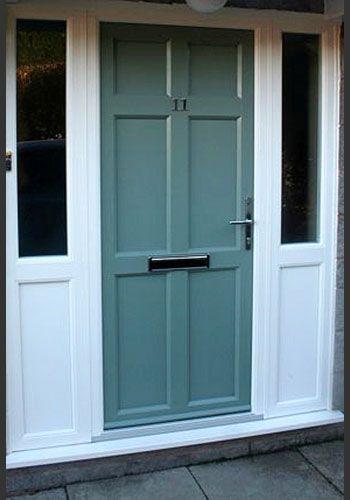 UK Front Door Side Door Cottage Door Designs | The English Door ...