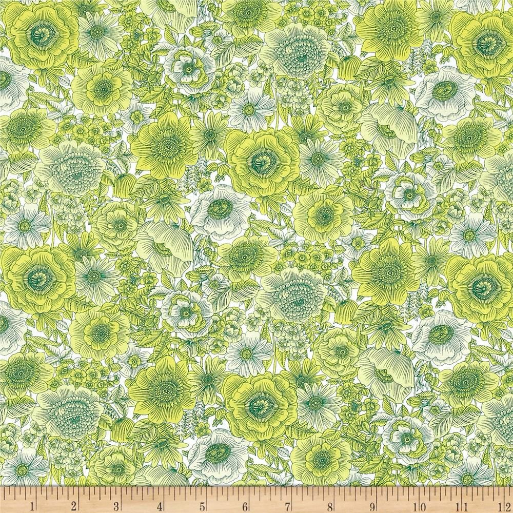 Designed by Dover Hill for Benartex, this cotton print fabric ...