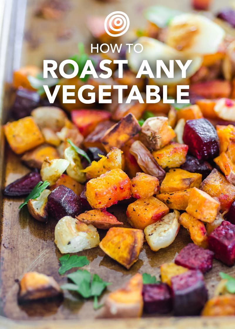 How To Roast Any Vegetable Recipe Roasted vegetable