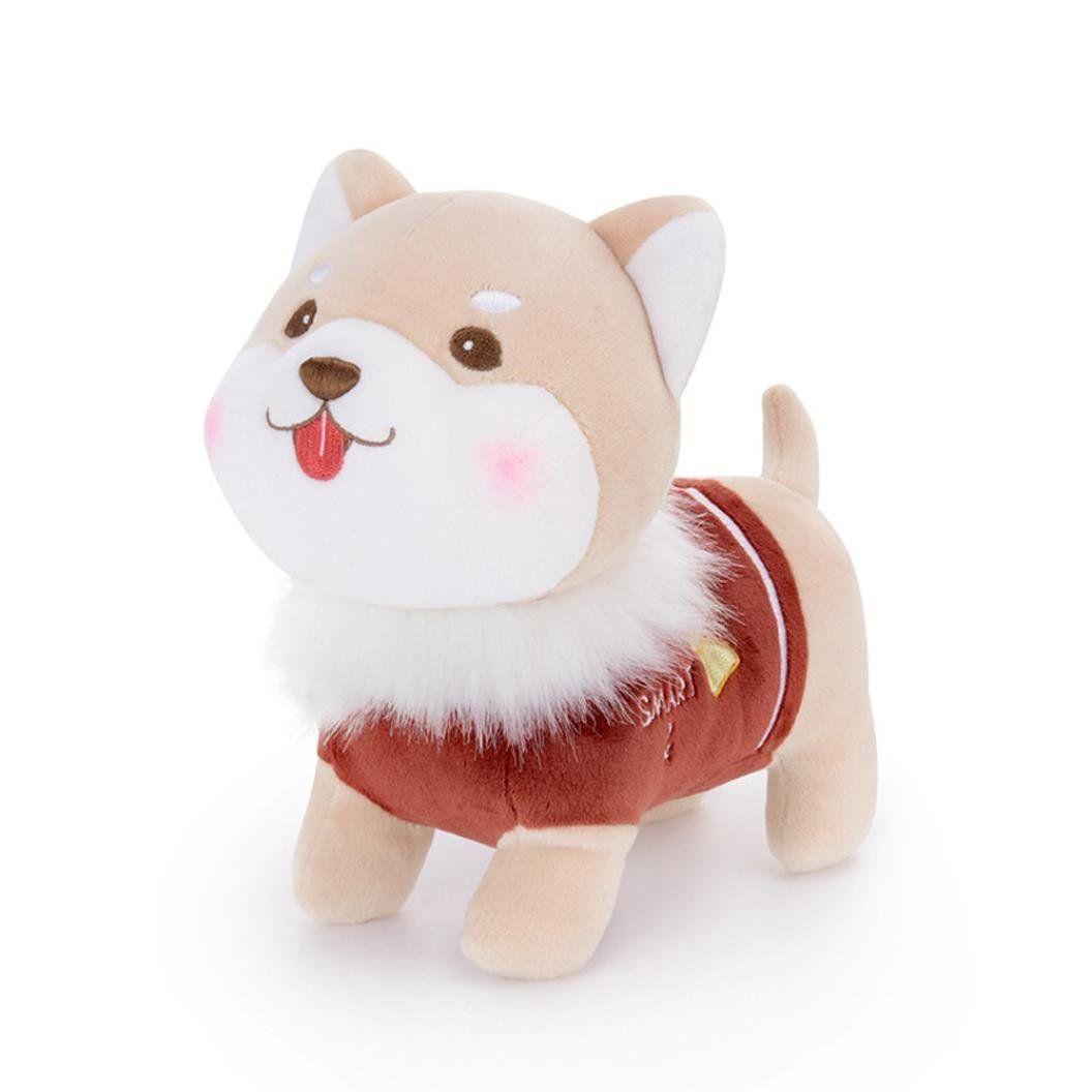 Easter Gift Unpara Animal Dog Dolls Stuffed Plush Lovely Plush