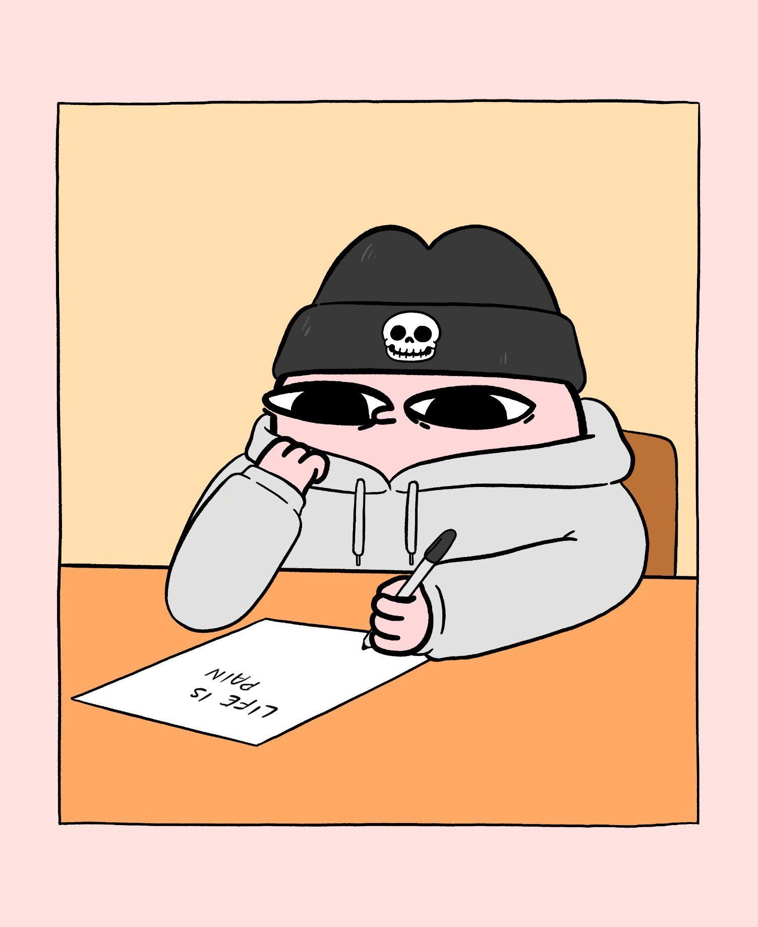 Ketnipz On Twitter Cute Patterns Wallpaper Cute Cartoon Wallpapers Funny Wallpapers
