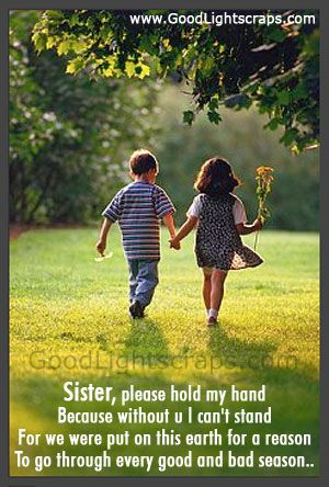 Sister Scraps Animated Graphics And Orkut Scraps For Sisters Brother And Sister Love Sisters Kids Portraits