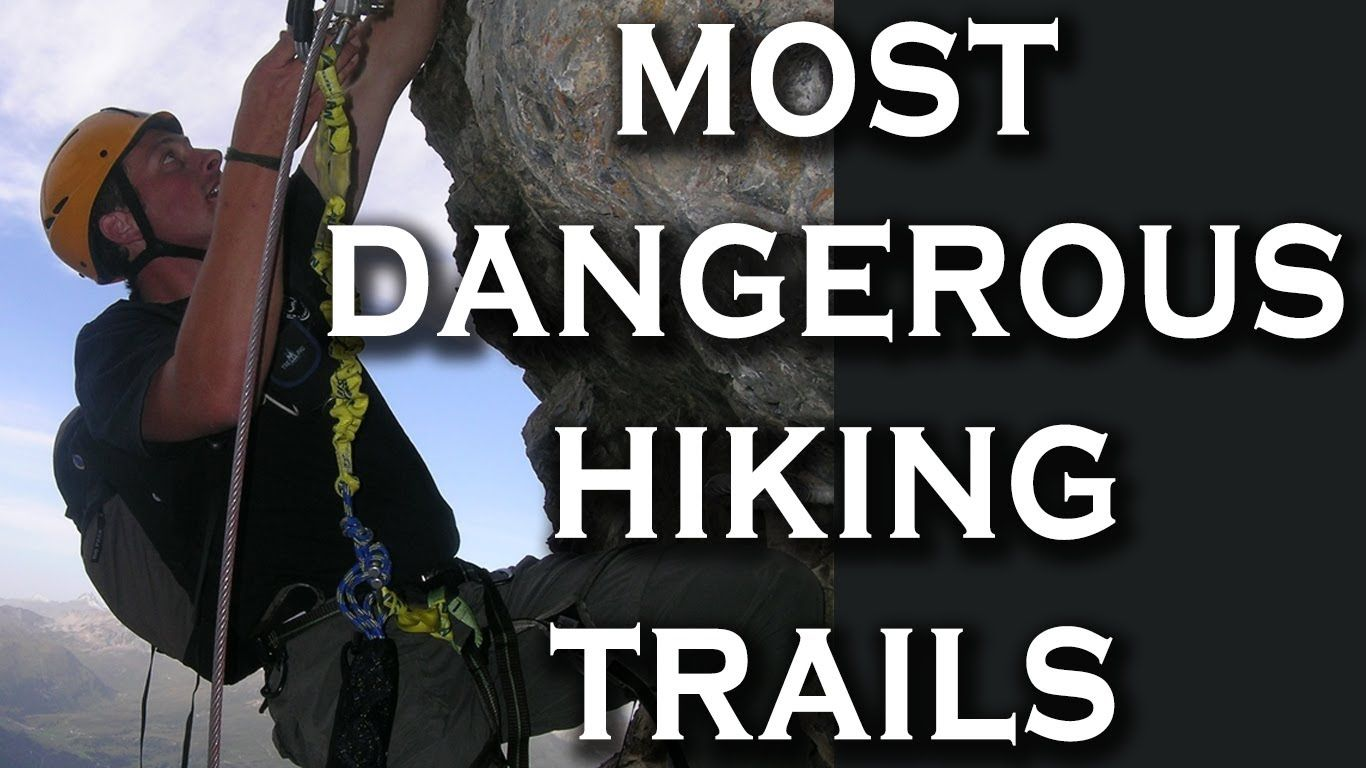 Top 10 Most Adrenaline Pumping Hiking Trails and Bridges