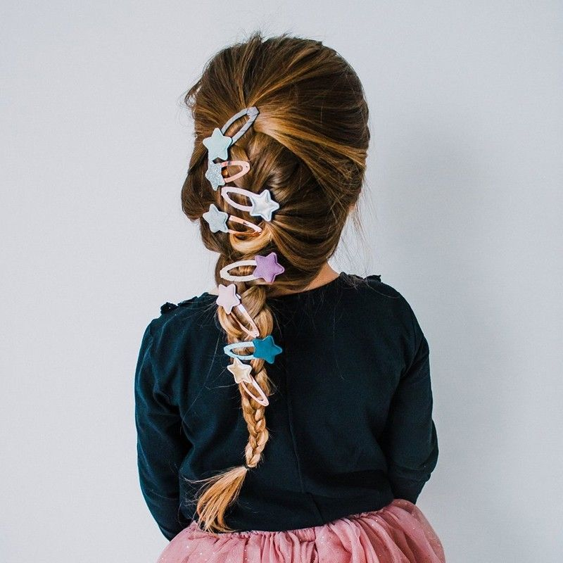 48++ Coiffure fille ultra lune des idees
