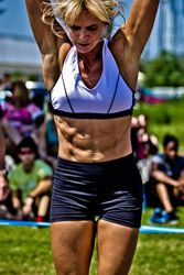 50 year old crossfit athlete  elite fitness best