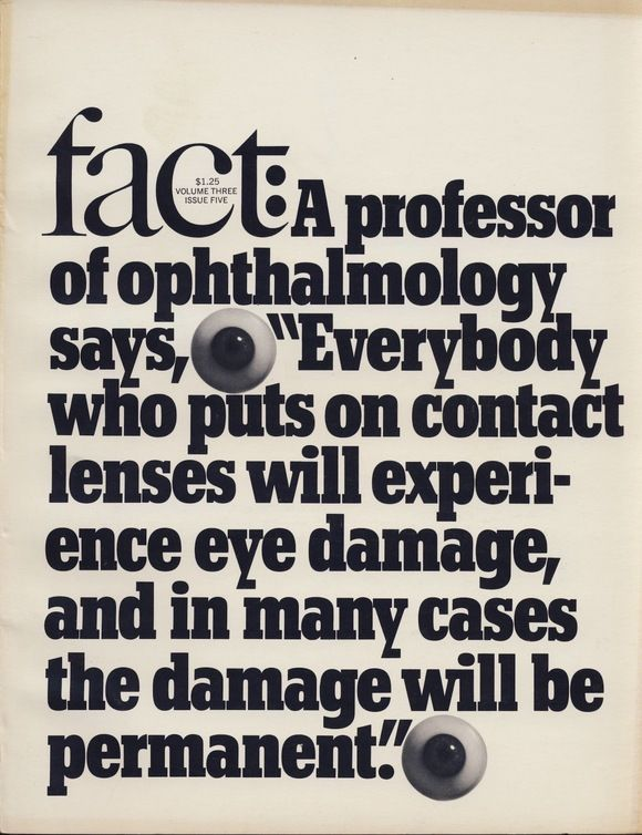FACT BY HERB LUBALIN