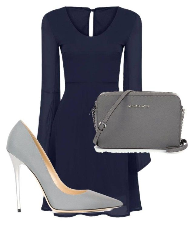 """Untitled #40"" by shelly-quinones on Polyvore featuring Jimmy Choo"