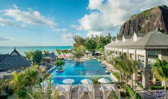 جزيرة موريشوس اختيارك الأفضل لقضاء شهر عسل لن تنساه تعد موريشيوس الجميلة جزيرة متعددة الثقافات وتقع في المحيط ا Mauritius Resorts Mauritius Hotels Resort