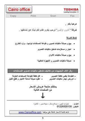Sara Wonders Copy Print Activities Cairo