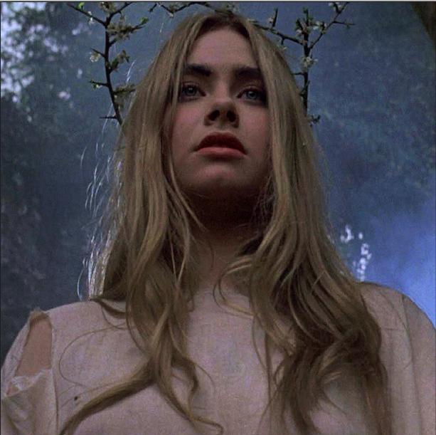 "Linda Hayden in"" Blood on Satan's claw "" 1971"