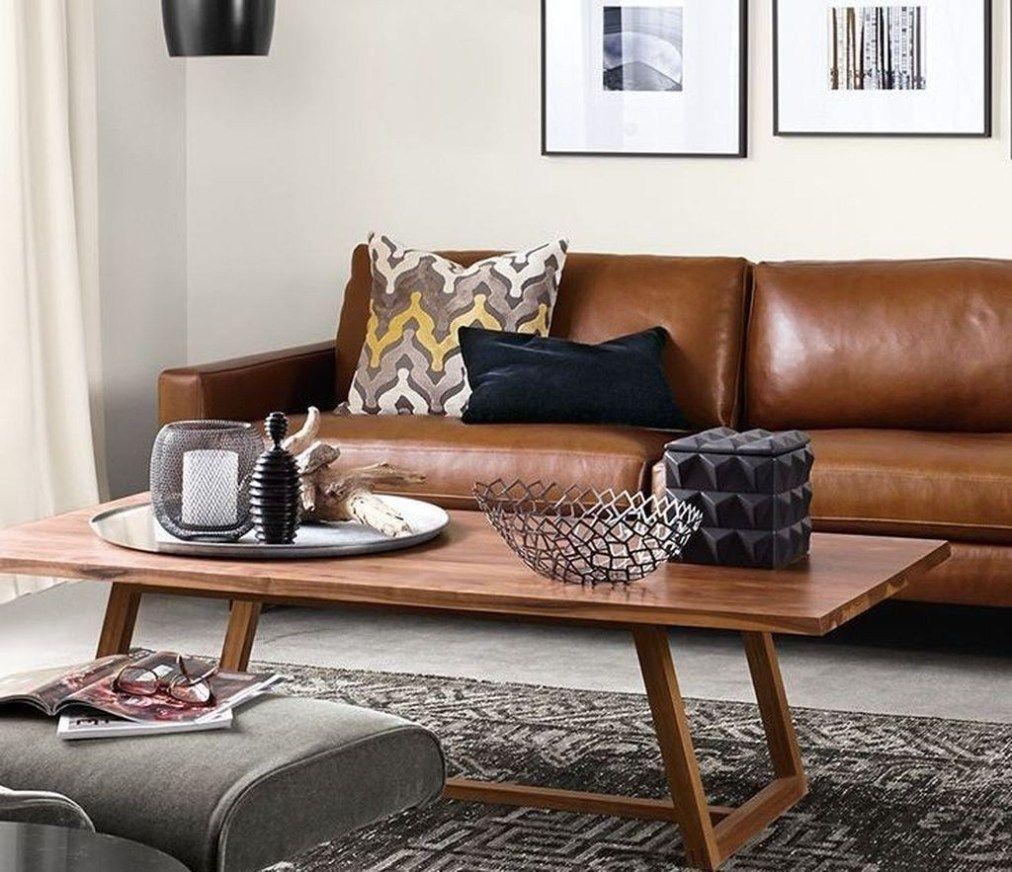 50 Cool Brown Sofa Ideas For Living Room Decor | Living ...