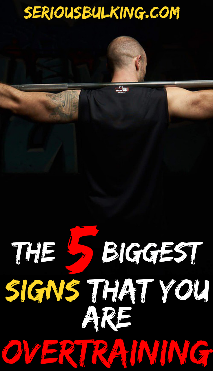Want to know if you are overtraining? Check out these 5 ...