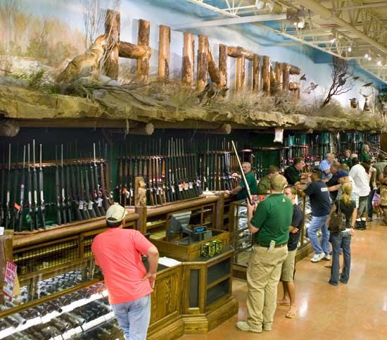 Gun Store Decor - Google Search