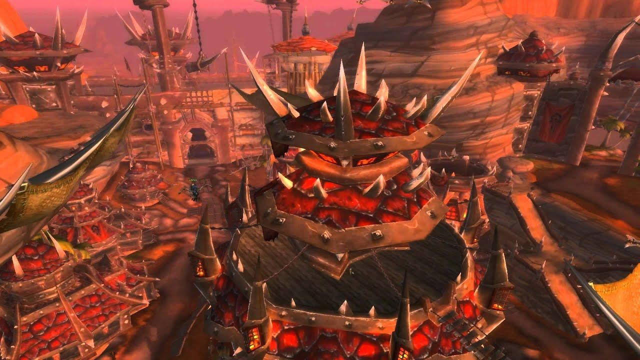 Welcome to the WORLD of Warcraft  Cataclysm Azeroth Welcome to the WORLD of Warcraft  Cataclysm Azeroth