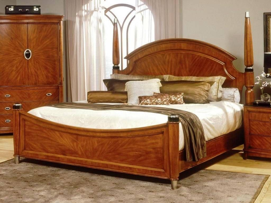 Glorious Solid Wood Bedroom Furniture Designs Every Home Needs In 2020 With Images Wooden Bedroom Furniture Wooden Bed Design Modern Wooden Bed