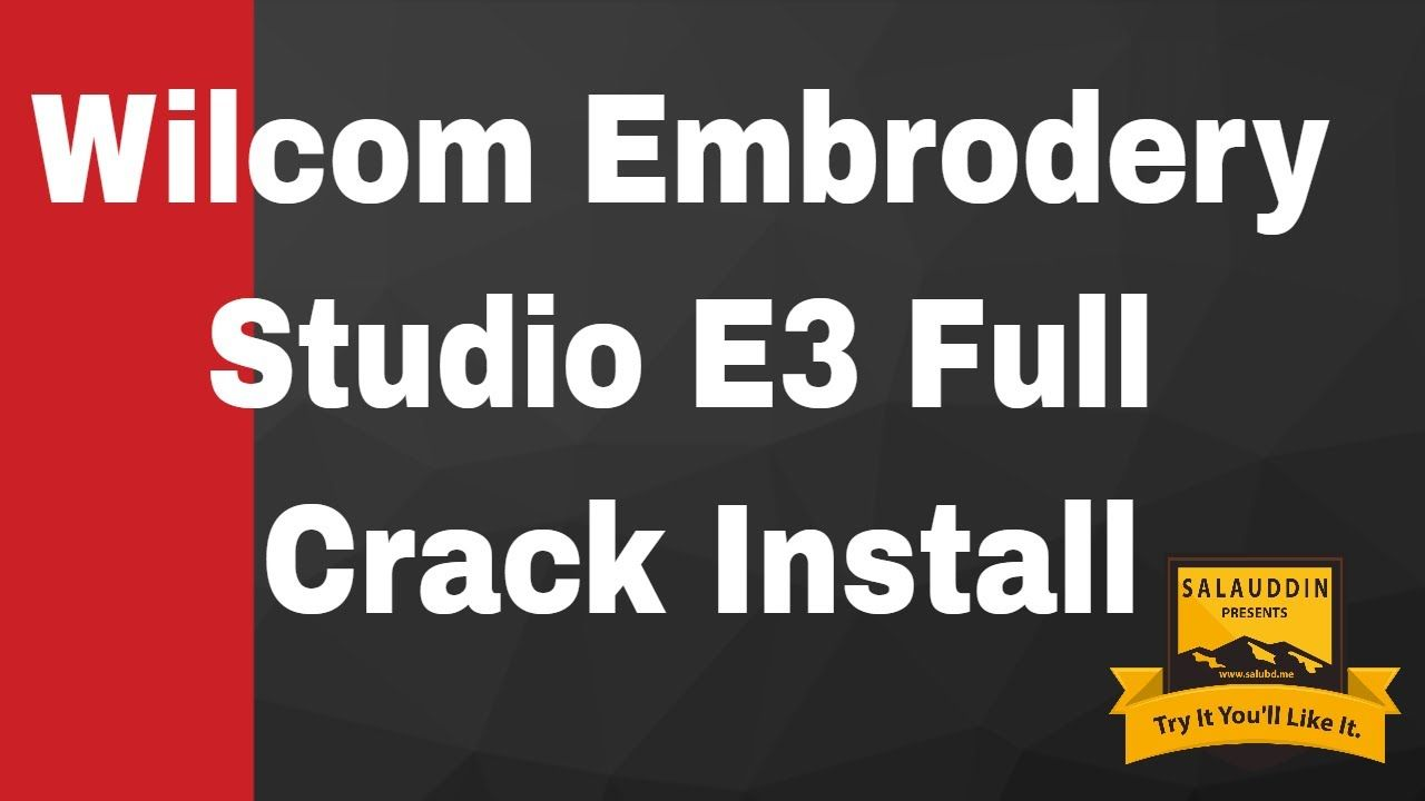 wilcom embroidery studio e3 dongle emulator crack