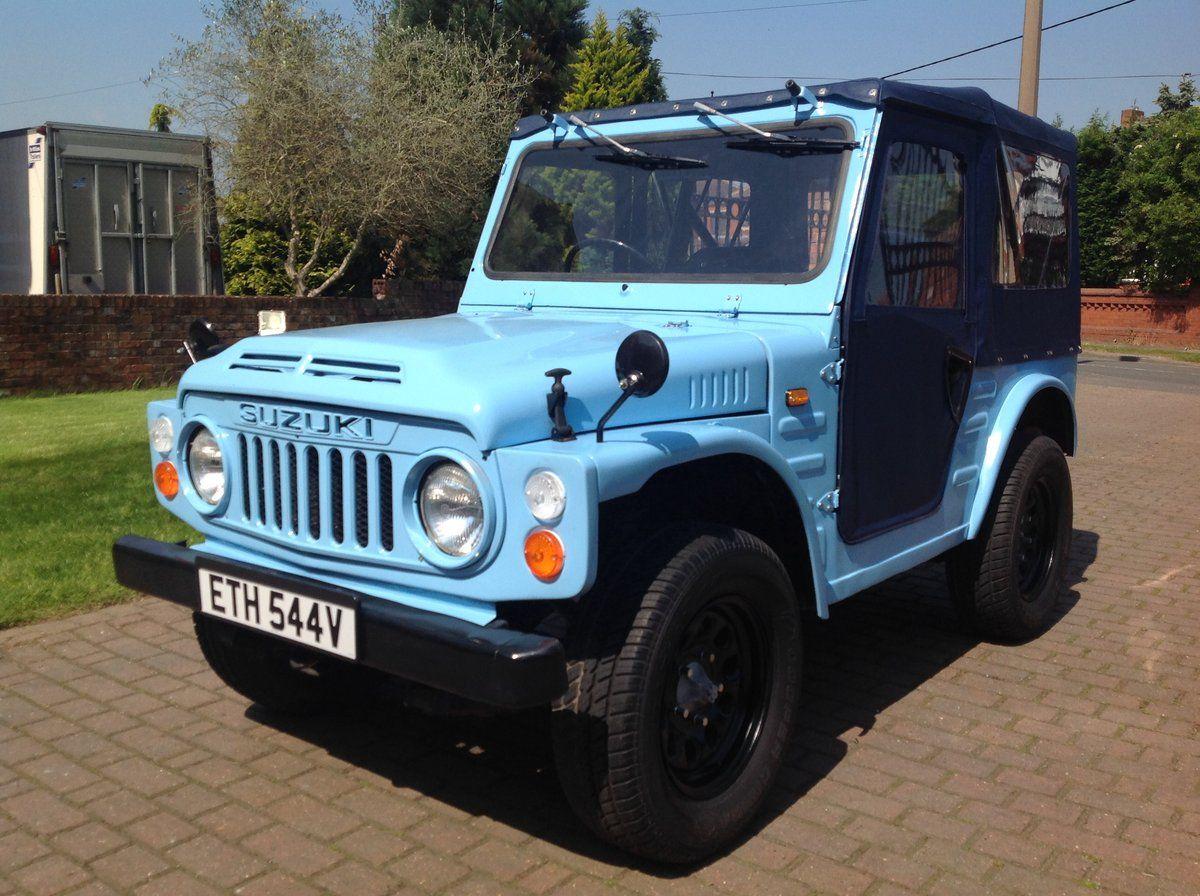 1982 Suzuki Jeep For Sale Car And Classic Suzuki Car Jeep