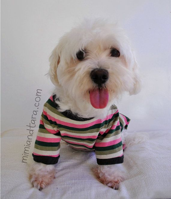 Dog Pajamas Pattern size M Sewing Pattern Dog by MimiandTaraStore ...