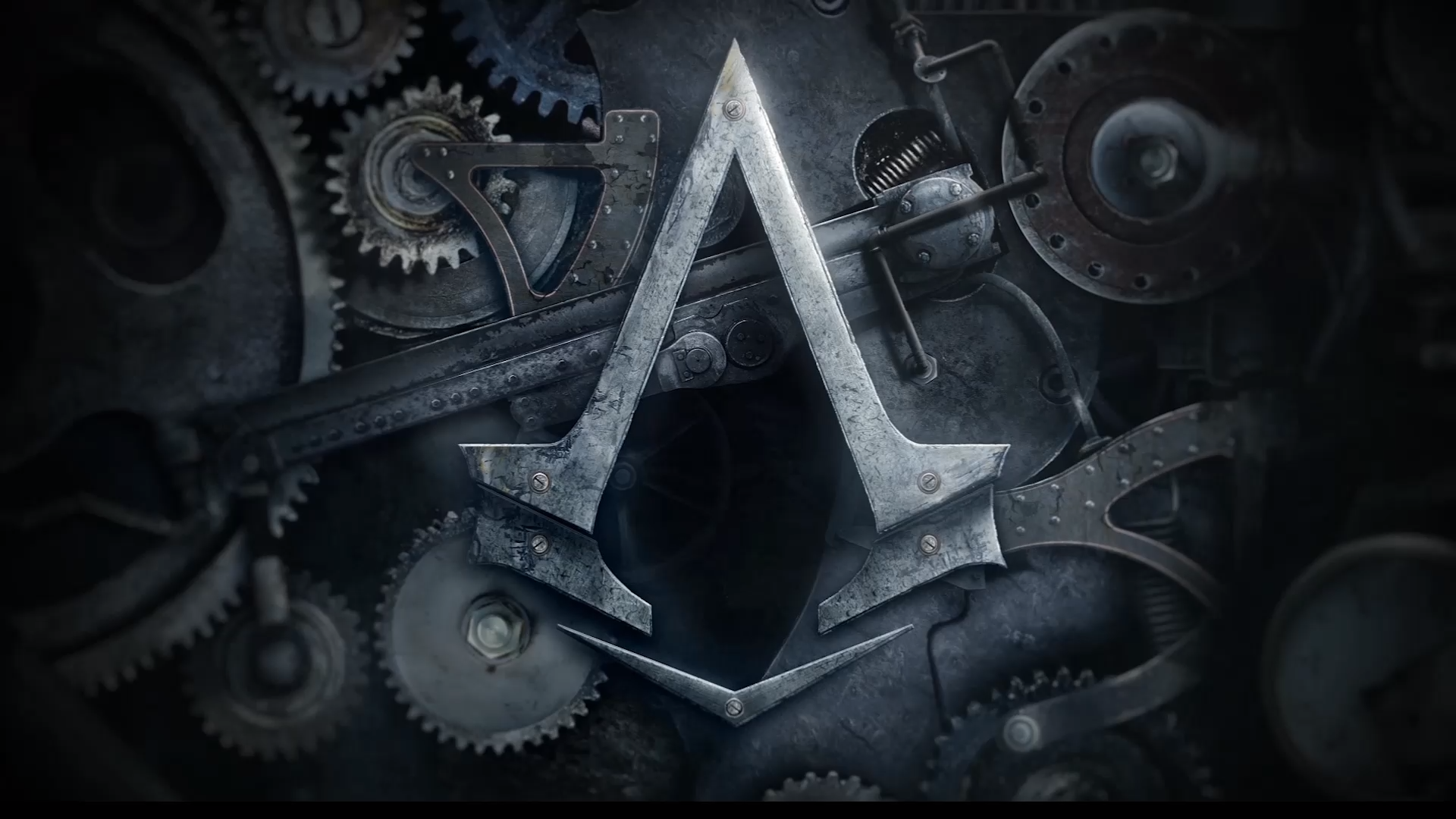 Assassin S Creed Syndicate Logo Gaming Wallpaper 4k In 2020