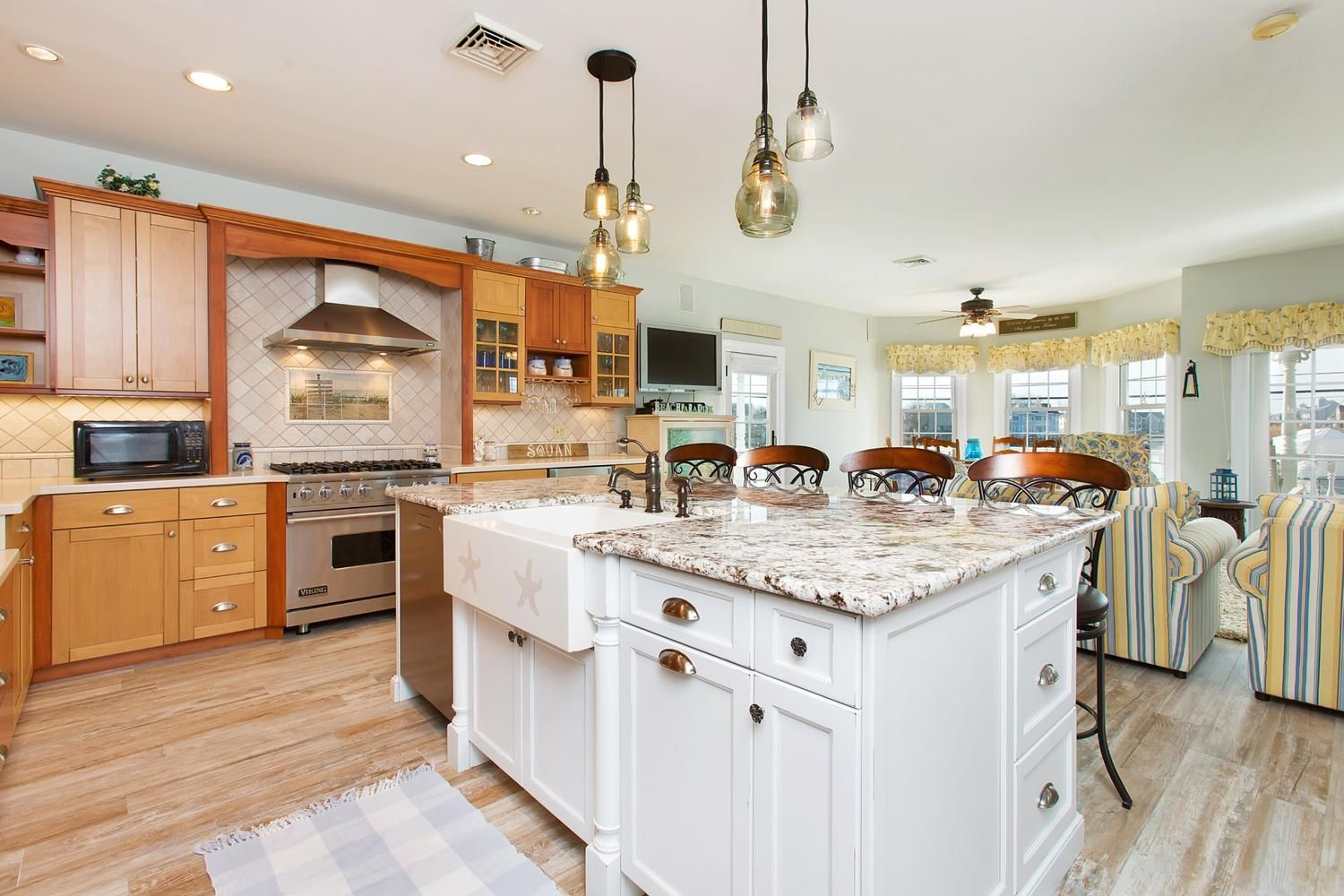 Polished To Perfection Multi Tone Kitchen Manasquan New Jersey Captivating Design Line Kitchens Decorating Inspiration