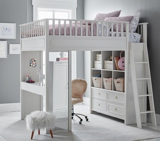 Photo of Ava Regency Loft Bed