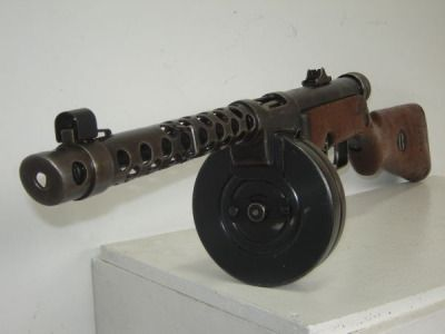 M49/57 submachine gun Manufactured by Zastava Arms for the