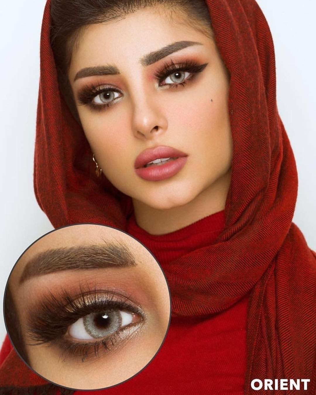 عدسات لارين اورينت Eye makeup, Beautiful eyes, Beauty