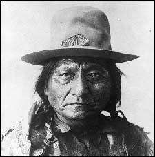 Sitting Bull, Sioux Medicine Man