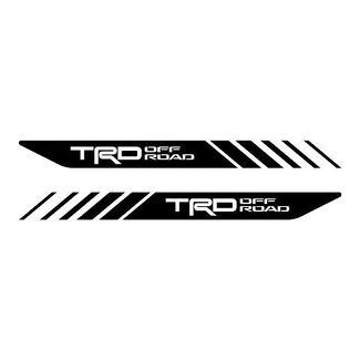 Toyota decals stickers for Vehicle – Sticker for Tacoma Tundra | SupDec Graphix