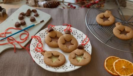 Gingerbread baubles recipe frances quinn gingerbread and food bbc food recipes forumfinder Choice Image