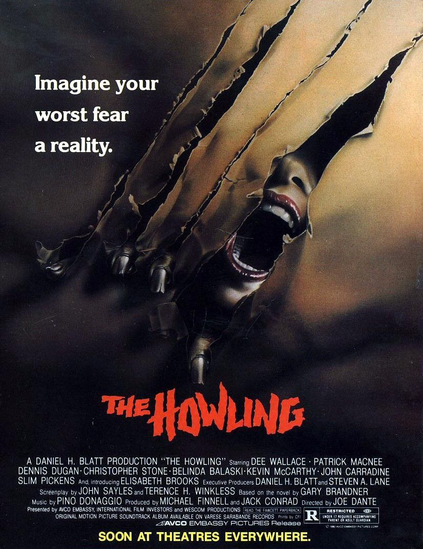 How The Howling Raised the Bar For Werewolf Films S.M