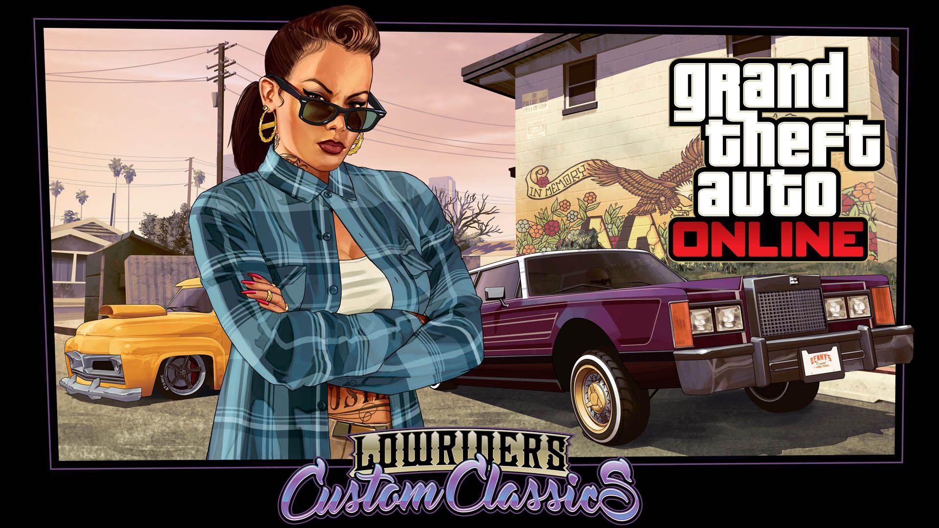 Lowriders Custom Classics GTA 5 Online Update 1920x1080