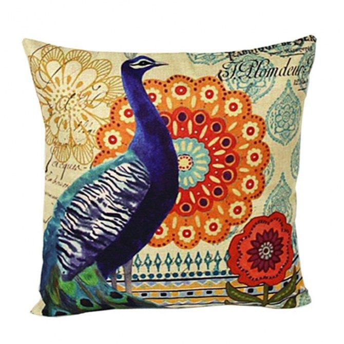 Pin en Cojines estampados Printed cushions