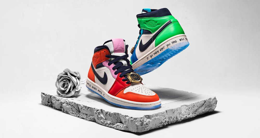 Air Jordan I Mid Fearless 'Melody Ehsani' Release Date in