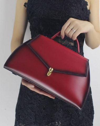 Genuine Leather handbag shoulder bag for women leather crossbody bag ... 6a657103b0300