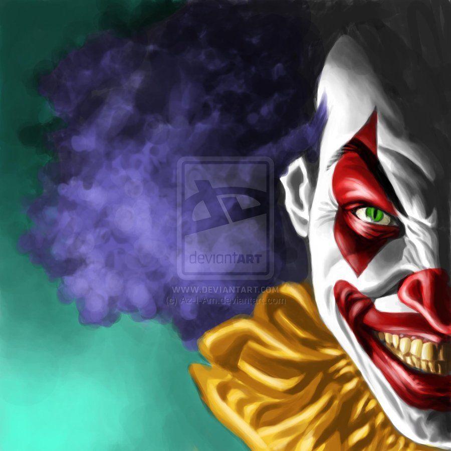 Killer Clown Wallpaper Free Download