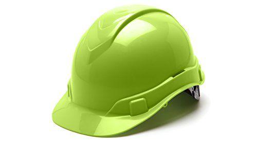 Pyramex Safety Hp46131 Hard Hats Ridgeline Cap Style 6 Point