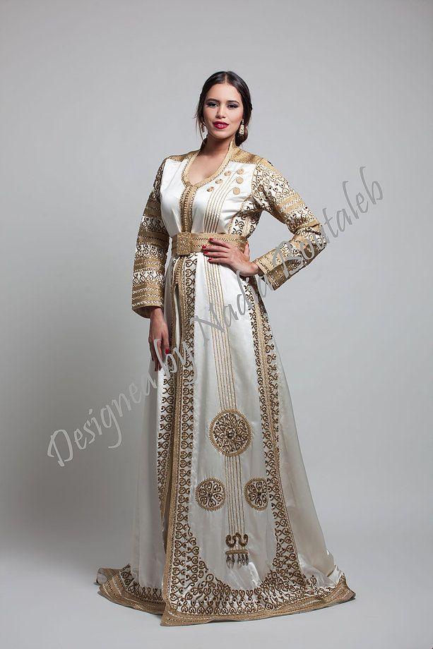 35c24db3229 Nadia Boutaleb Caftan Haute Couture Casablanca