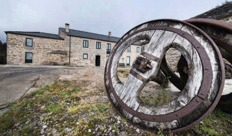 Vista general. Casa do Roble. Camino de Santiago  #CaminodeSantiago #Galicia #Lugo #Guitiriz #Paraíso http://www.casadoroble.com/
