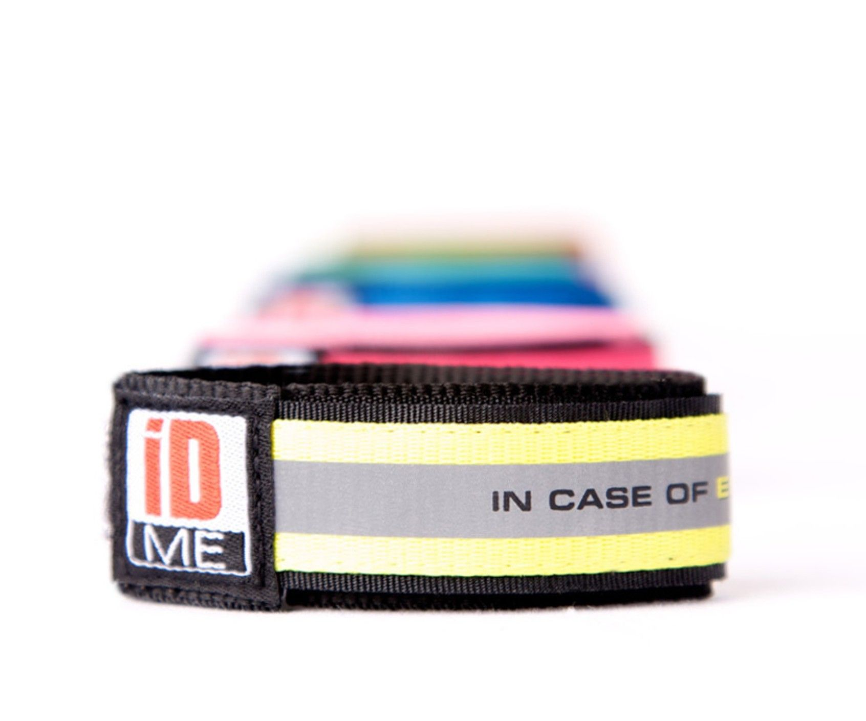 Reflective Id Band Child Bands Sports Medical Allergy Ice