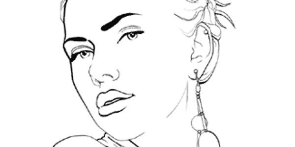 Photoshop How To Convert Image Into Pencil Drawing Photo To Line Drawing Drawings Photo To Pencil Sketch
