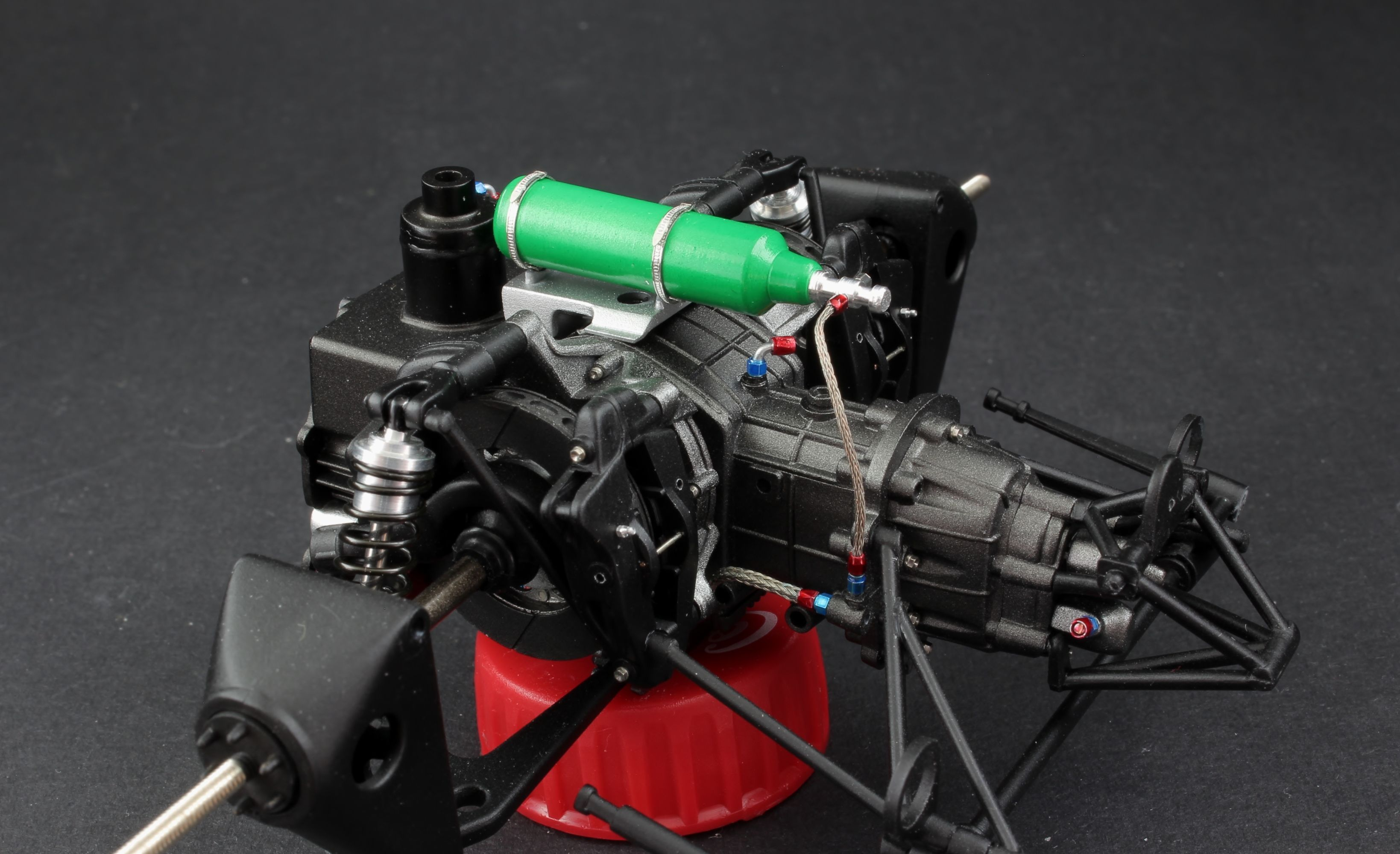 Modelarstwo z pasją • Zobacz wątek Lotus 78 Tamiya 1/12