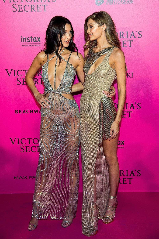 billiongirlcroatia Bild Bella Gigi Hadid Victorias Secret 2016
