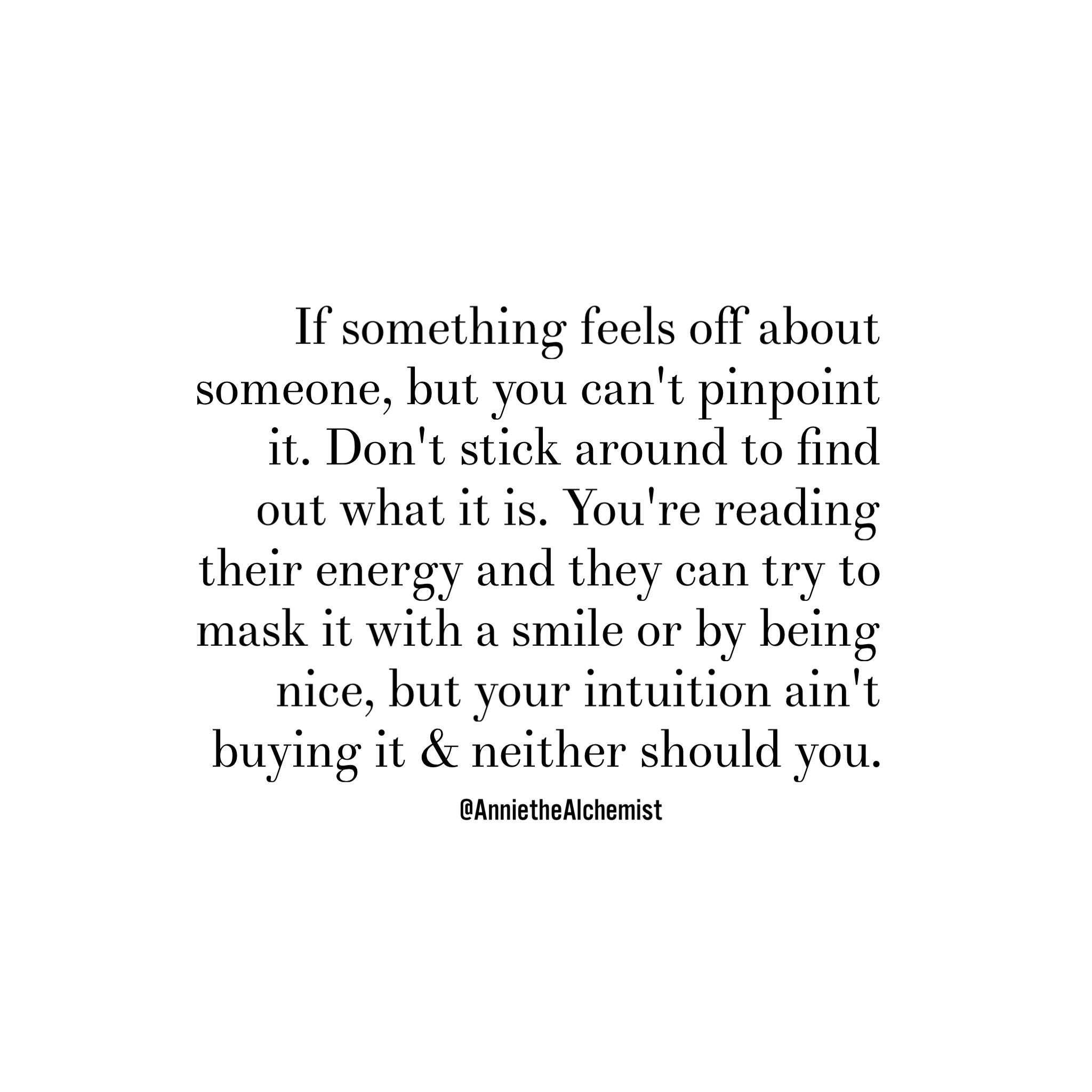 Intuition Is Your Power Intuition Quotes Gut Feeling Quotes Sneaky Quotes