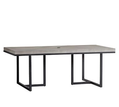 Sloan Concrete Dining Table