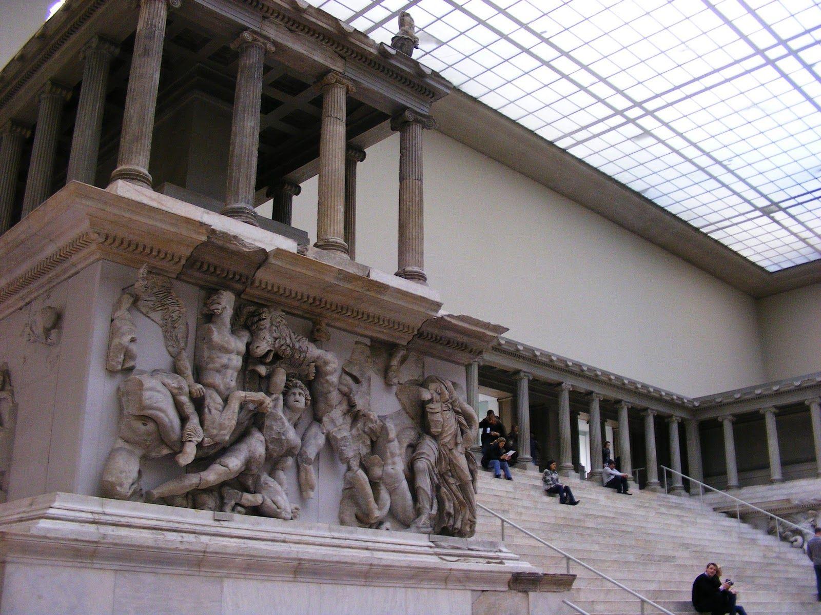 Pergamon Museum Berlin Stadt