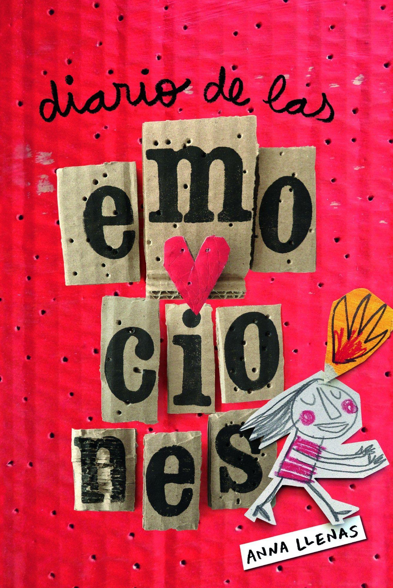 diario emociones ayudarte estudio psicología diccionario emocional